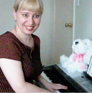 занятия фортепиано и синтезатор