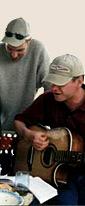 Песни под гитару и аккорды
